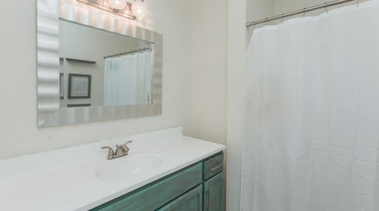 """Turning Point"" Sober Living Home - Bathroom Example"
